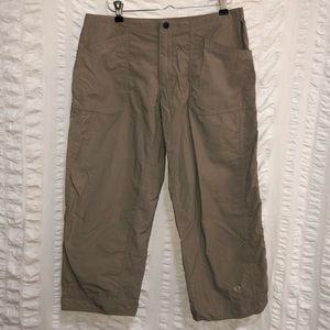 Mountain Hardware Tan Carpi Pants